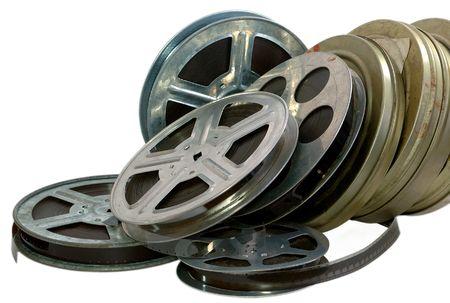 16mm: old film, cinema, 16mm, 35mm