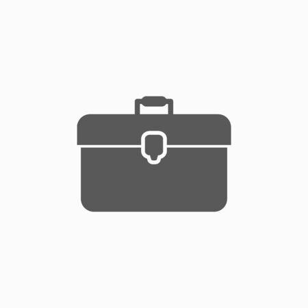 toolbox icon Ilustracja