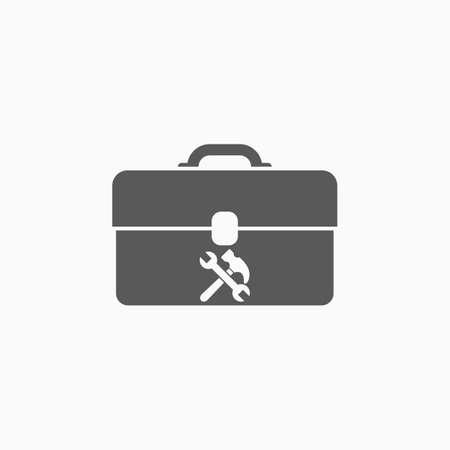toolbox icon 矢量图像