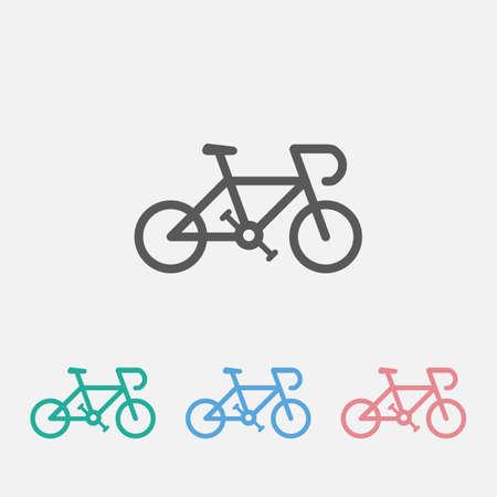 bike icon Çizim