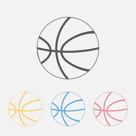 basketball icon Çizim