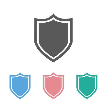 shield icon illustration