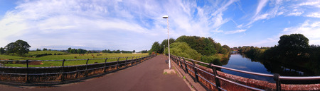 cycleway: Caledonian Cycleway   footpath, Dumfries