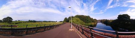 cycleway: Caledonian Cycleway   footpath, Dumfries