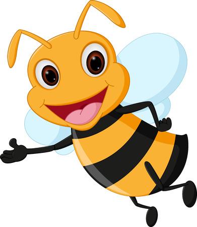 queen bee: Volar presentaci�n historieta de la abeja