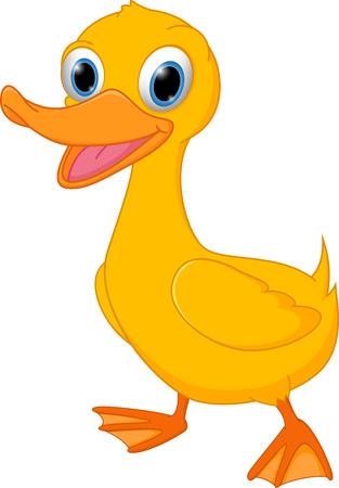 pato caricatura: Historieta linda del pato