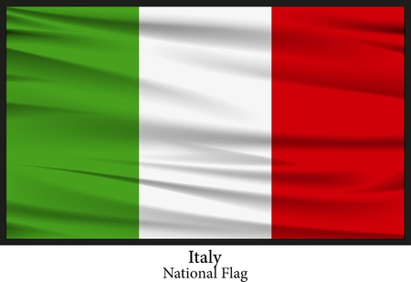 ethnical: National Flag of Italy