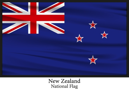 crux: National flag of New Zealand