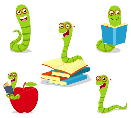 本の虫の漫画コレクション セット