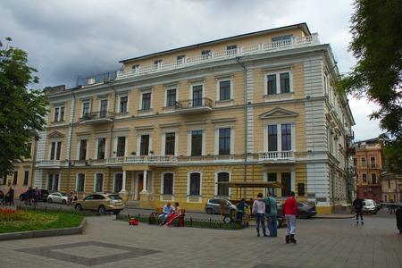 Odessa May 27, 2017. Primorsky Boulevard.