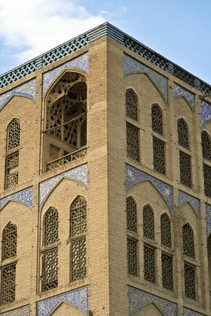 Ali Qapu Place at Naqsh-e Jahan Square photo