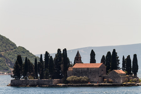 Our Lady of the Rocks - Small island in Bay of Kotor