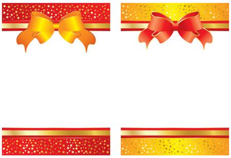 Carte élégant de Noël et du nouvel an.