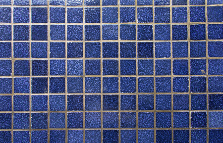 habiliment: Small Blue Squares Tile