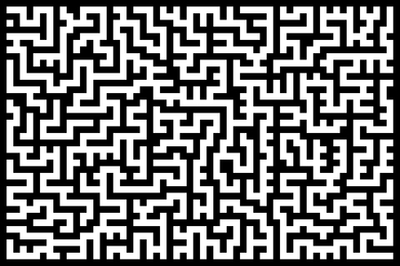 Original abstract background stylized maze. Vector illustration