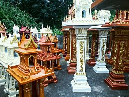 joss: Joss house Thailand Stock Photo