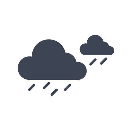 Rainy Day Icon 矢量图像