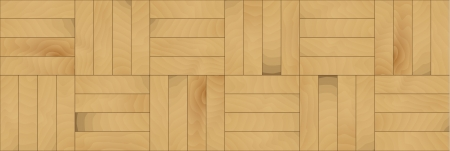 laths: parquet floor created from many wooden laths