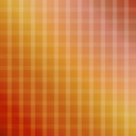 jaune rouge: gradient couleur de fond (rouge, jaune) avec des carr�s Illustration