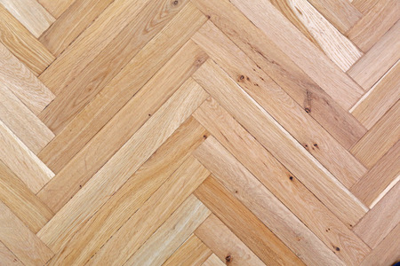 floor of the wooden parquet, detail photo Imagens