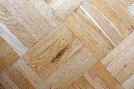 floor of the wooden parquet, detail photo photo