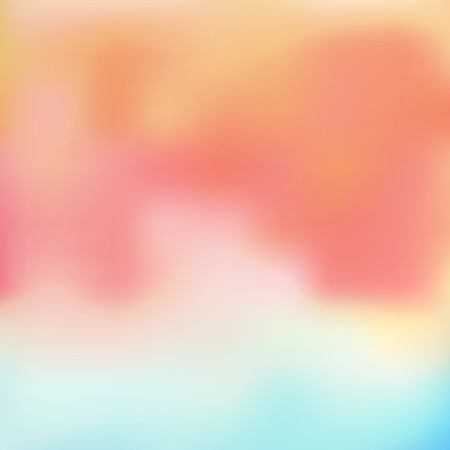 abstract background with red, orange, yellow and blue colors