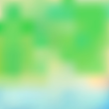 abstract background with green, yellow and blue colors