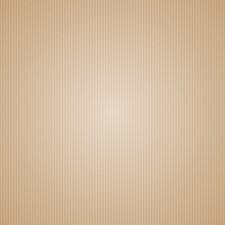 corrugated cardboard: empty corrugated brown cardboard background, vector template