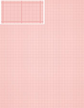 graph paper background with many small squares Vector