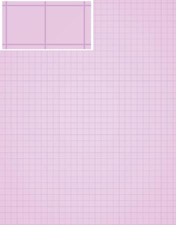hoja cuadriculada: graph paper background with many small squares