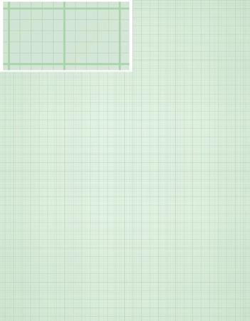 graphing: graph paper background with many small squares
