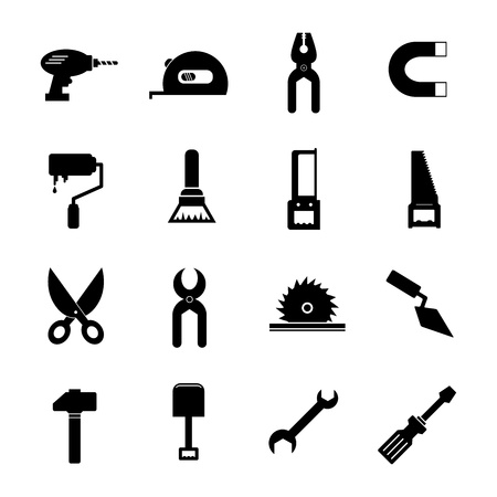 Tool Icon Stock Vector - 19238280