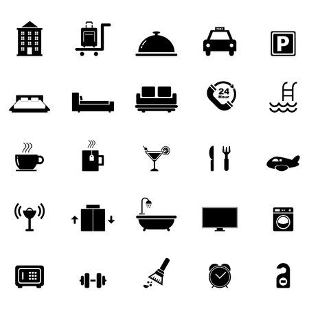 hotel icon: Hotel icon