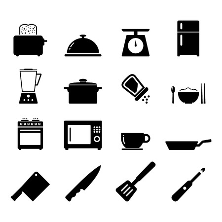 cooking book: Kitchen Icon