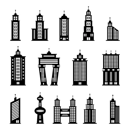 Building Vector Stock Vector - 28031217