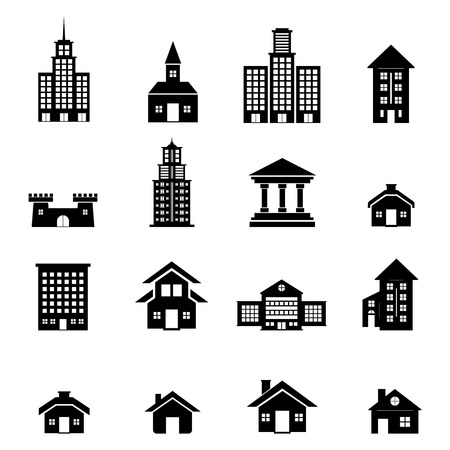 Building Vector Stock Vector - 28031352