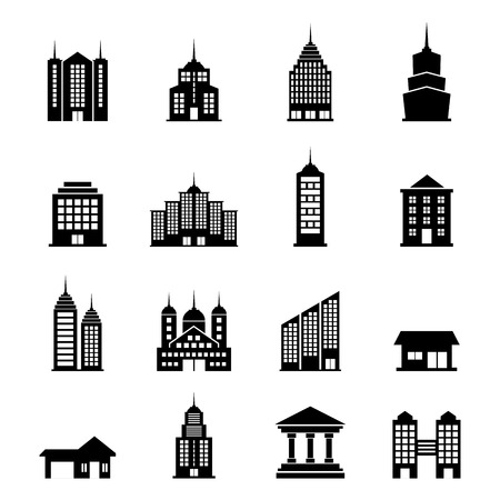 Building Vector Stock Vector - 28031355