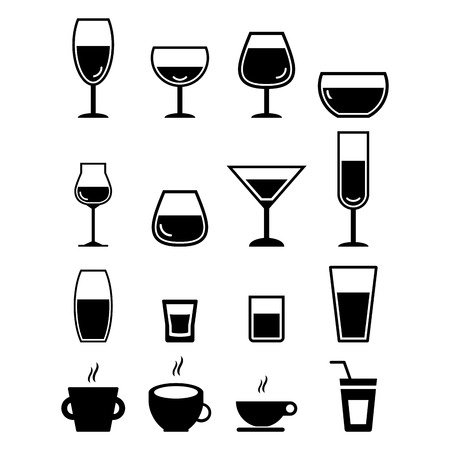 whie wine: Drink Icon