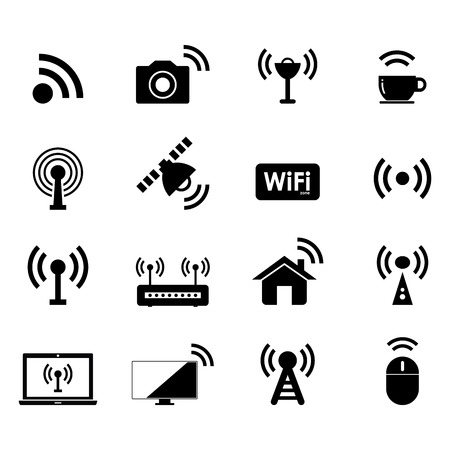 signal strenght: Wireless Icon