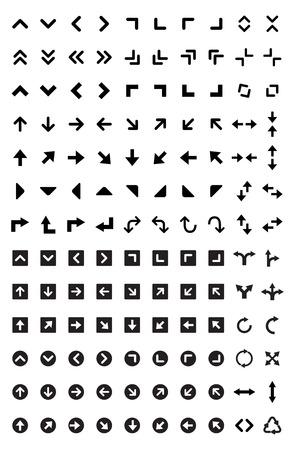 brackets: Arrow Icon