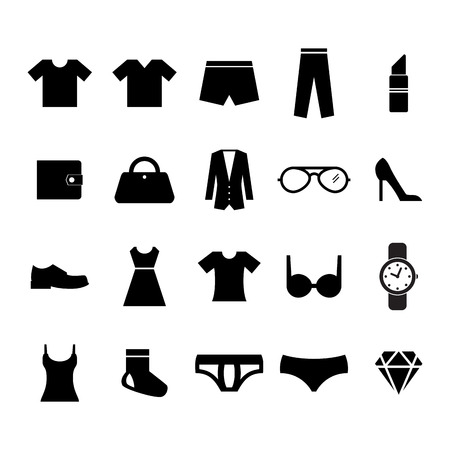 Fashion Icon Illustration