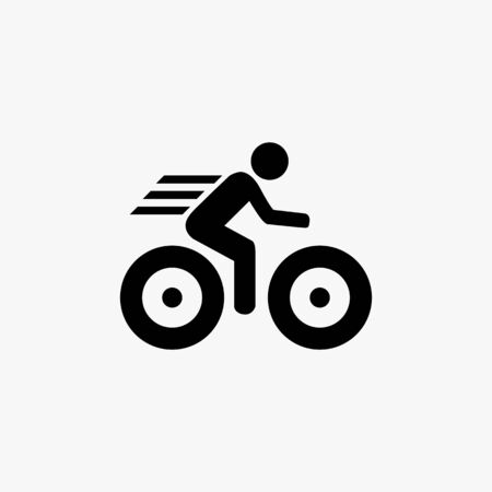 Bicycle icon Archivio Fotografico - 133169333