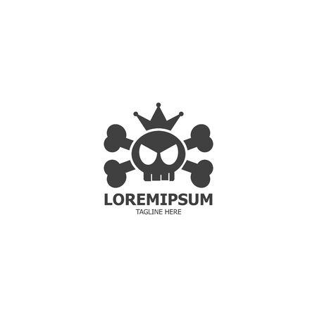 Templa logo Skull king