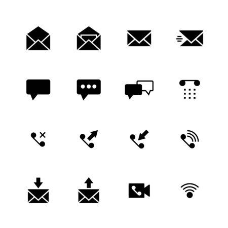 Communication icon design