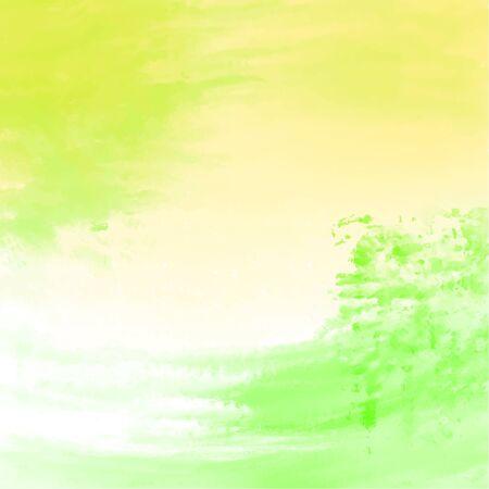 Abstracr colorful watecolor creative background. Vector Illusztráció