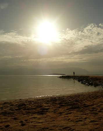 Dead Sea Stock Photo - 6544434