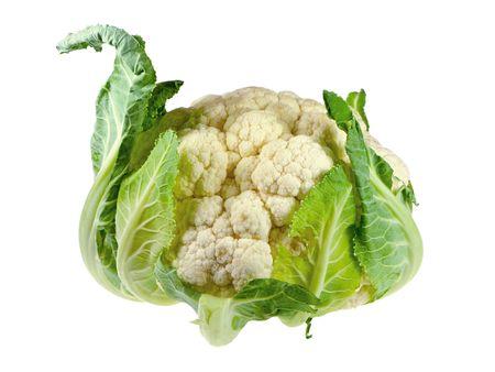 Cabbage cauliflower Stock Photo - 7929215