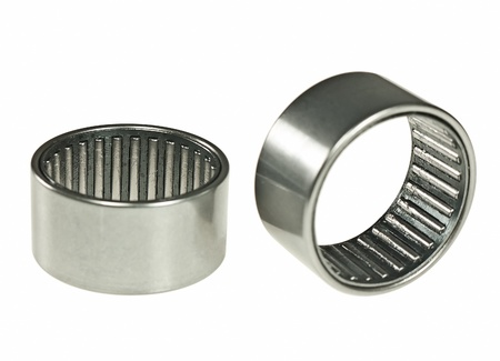 Needle bearing isolated on a white background
