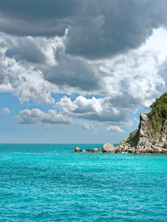 Marine landscape Stock Photo - 9399715