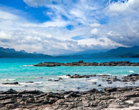 Beautiful sea landscape Stock Photo - 13783637